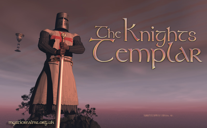 The Knights Templar From Lundy Isle Of Avalon By Mystic Realms