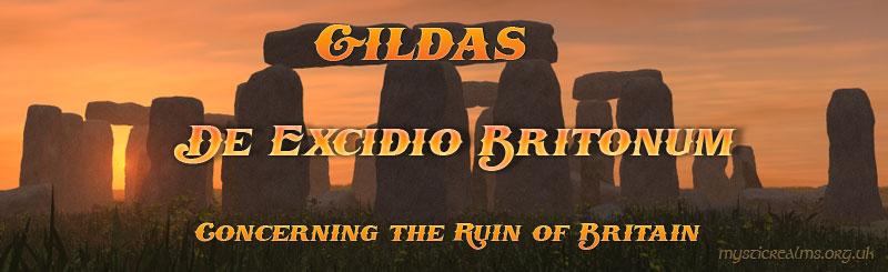 gildas the ruin of britain pdf