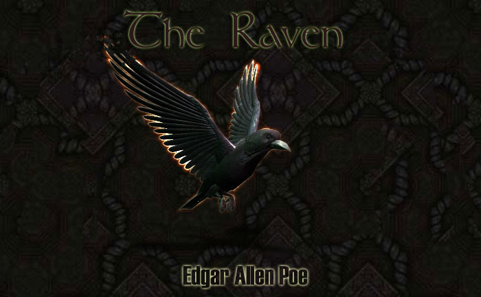 Raven From Lundy Isle Of Avalon By Mystic